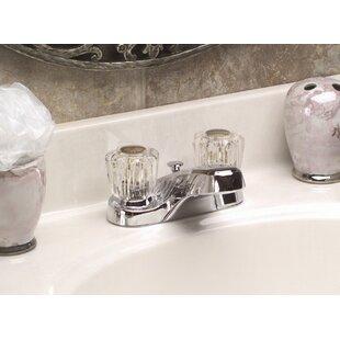 Premier Faucet Bayview Centerset Knob Bathro..