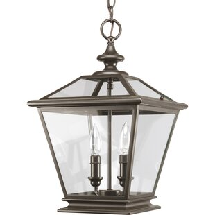 Darby Home Co Winder Pendant in Antique Bronze