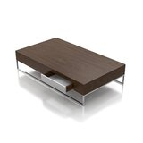 Busick Sled Coffee Table with Storage by Orren Ellis