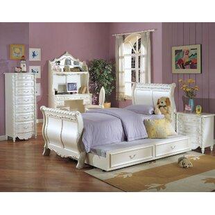 Eshelman Sleigh Configurable Bedroom Set by Harriet Bee