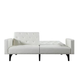 Rathbun Convertible Sleeper Sofa by Wrought Studio