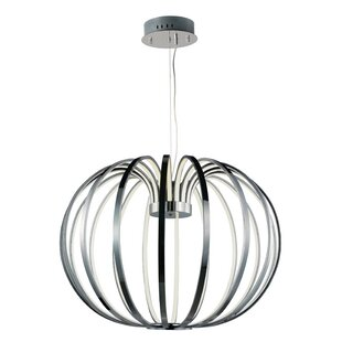 Orren Ellis Alderamin 18-Light LED Globe Chandelier