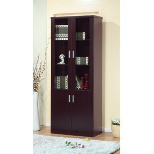 Teegan Contemporary Standard Bookcase