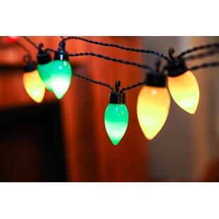 Festival Depot 20-Light 13.5 ft. Lantern String Lights