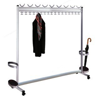 180cm Wide Clothes Rack By Symple Stuff