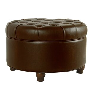 Palladino Tufted Storage Ottoman by Charlton Home