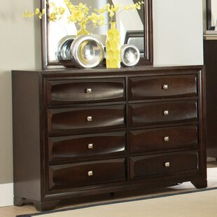 Jaxson 8 Drawer Double Dresser