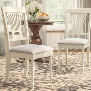 Inwood Soft Padded Dining Side Chair (Set of 2)