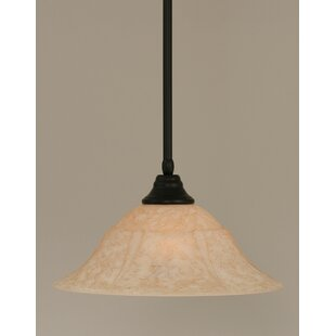 Winston Porter Weatherford 1-Light Mini Pendant