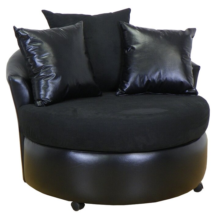 Astonishing Ella Barrel Chair Pabps2019 Chair Design Images Pabps2019Com