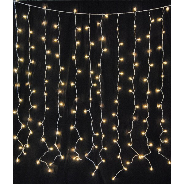 mercury row hillis curtain 6 ft fairy string lights. Black Bedroom Furniture Sets. Home Design Ideas