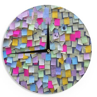 Trebam 'Respekt' 12 Wall Clock by East Urban Home