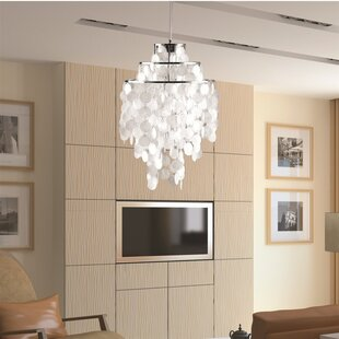 Pearl 1-Light Novelty Pendant by Fine Mod Imports