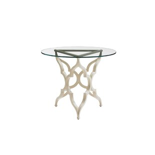 Misty Garden Aluminum Dining Table by Tommy Bahama Outdoor 2019 Online