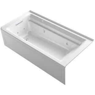 Affordable Archer 72 x 36 Air / Whirlpool Bathtub ByKohler