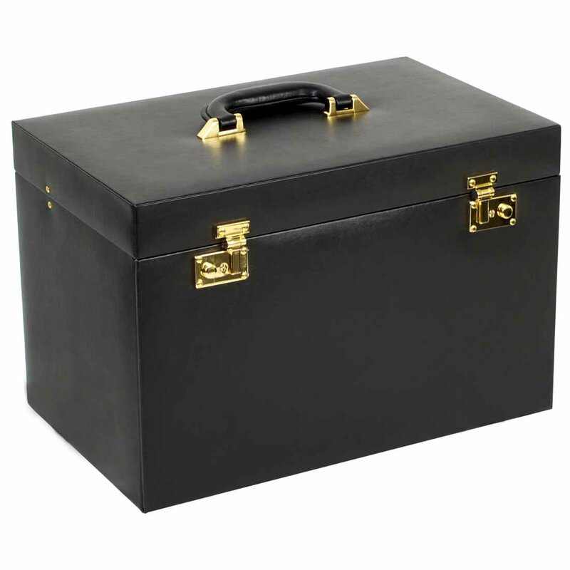 Wolf Heritage Extra Large Jewelry Trunk Reviews Wayfair