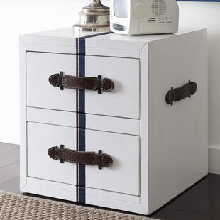 Fidelia End Table by Tommy Hilfiger