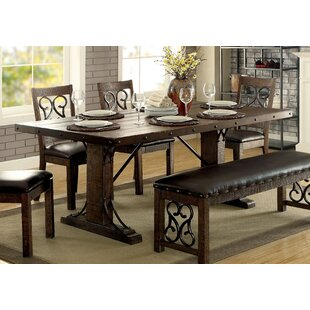 Barrview Traditional Dining Table Fleur De Lis Living