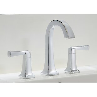Townsend High Arc Widespread Bathroom Faucet with Drain Assembly ByAmerican Standard