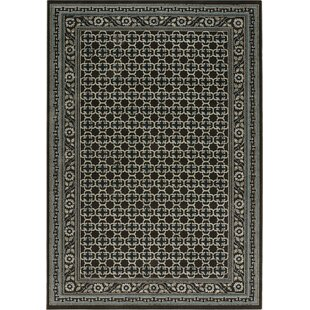 Classico Anthracite Rug by Mint Rugs