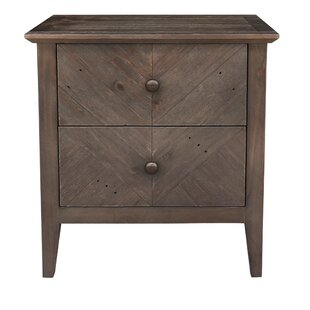 Kidsgrove 2 Drawer Nightstand