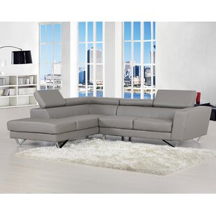 Delozier Sectional by Orren Ellis
