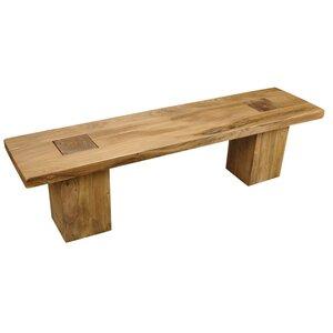 Küchenbank aus Holz von Hazelwood Home