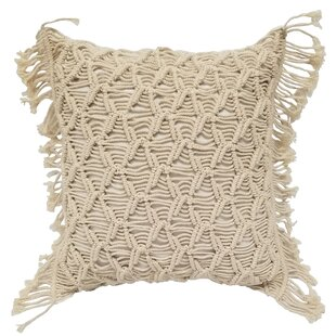 Conroy Decorative Cotton Pillow