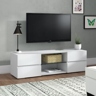 Find a Kenilworth TV Stand for TVs up to 55 by Wade Logan Reviews (2019) & Buyer's Guide