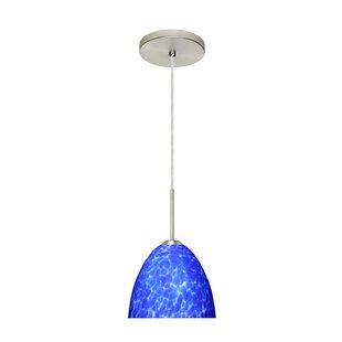 Besa Lighting Sasha II 1-Light Cone Pendant