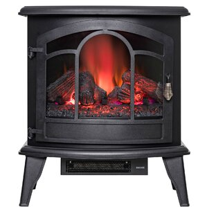 Wonderful Portable 3D Flames Electric Fireplace