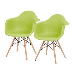Armchair (Set of 2) by IRIS USA, Inc.