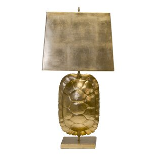 Tortoise Shell 31.5 Table Lamp