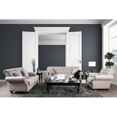 Canora Grey Parham Modern Victorian Loveseat | Wayfair