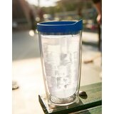 Tervis Tumbler Clear & Colorful Double Wall Travel Tumbler