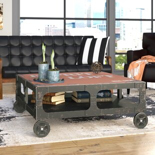 Bell Coffee Table by Trent Austin Design