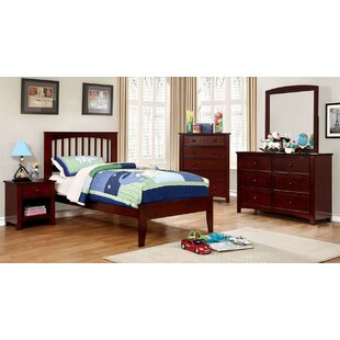 Bewley Slat 4 Piece Bedroom Set