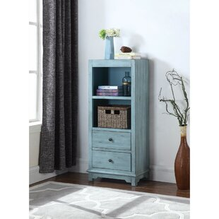 Suero Well-Made Wooden 2 Drawer Accent Cabinet by August Grove