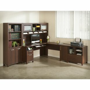 Find for Collaroy L-Shape Desk Office Suite By Latitude Run