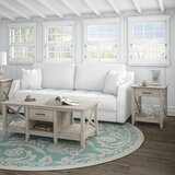 Cyra 3 Piece Table Set by Beachcrest Home