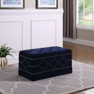 Mercer41 Alviso Upholstered Storage Bench