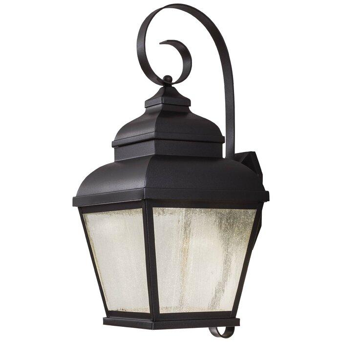 Dorchester 1 Light Outdoor Wall Lantern