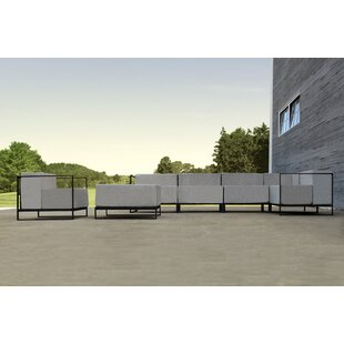 Orren Ellis Chae 7 Piece Sectional Set with Cushions