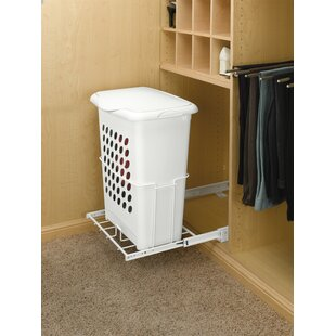 Comparison Polymer Pullout Hamper By Rev-A-Shelf