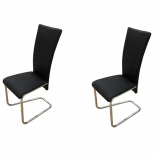 Alday Upholstered Dining Chair (Set of 2)..
