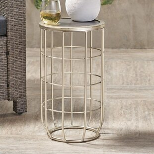 Duclos Iron Side Table