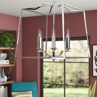 Find the perfect Senter 6-Light Steel Foyer Pendant By Willa Arlo Interiors