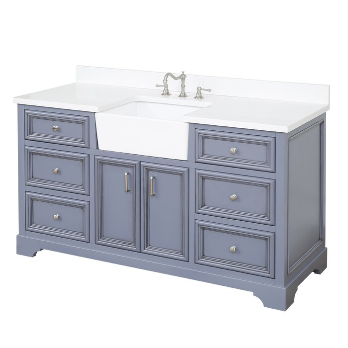 charlton Home Sean Heath Vanity 60