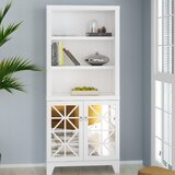 Gerde Standard Bookcase by Willa Arlo Interiors