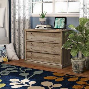 Thao 3 Drawer Standard Dresser